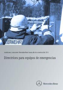 Directrices para equipos de emergencia
