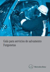 Guia para servicios de salvamento. Furgonetas.