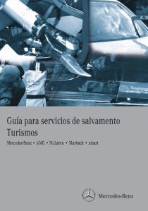 Guia para servicios de salvamento. Turismos