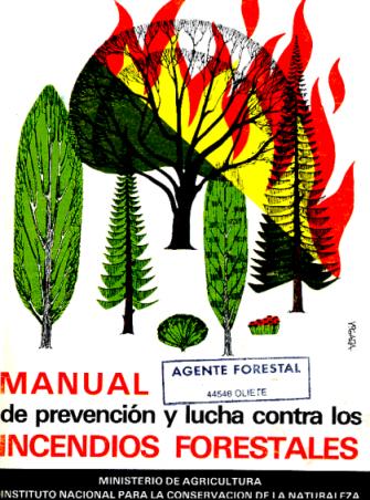 manual prevencion incendios forestales