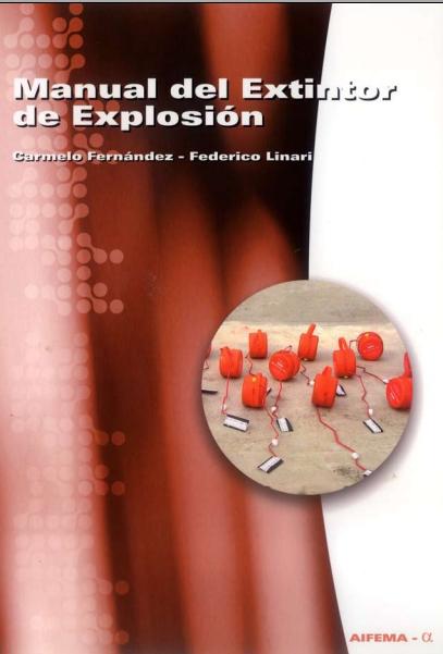 extintor explosion