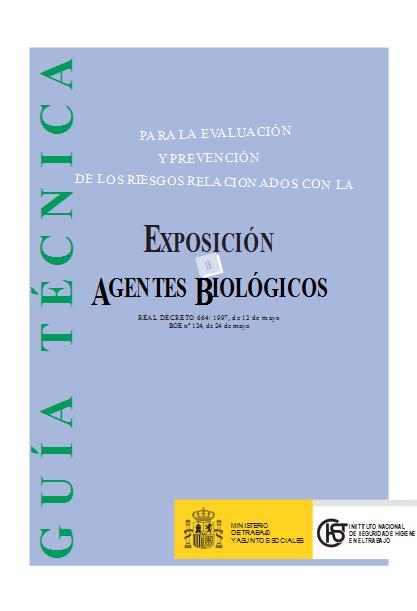 guia agentes biologicos