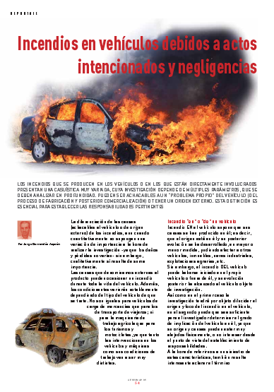 incendio vehiculos