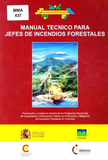 jefe forestal